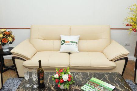 ghế sofa da nhập khẩu mã sdn02-9