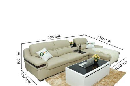 ghế sofa da nhập khẩu sdn04t-14