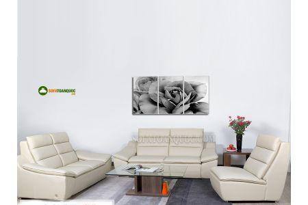 Ghế sofa da mã 115