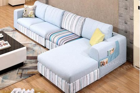 ghế sofa vải mã 45