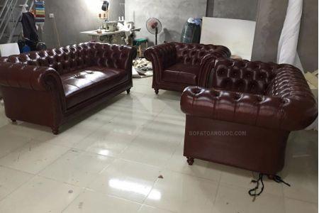 ghế sofa da mã 170-2