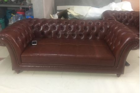 ghế sofa da mã 170-3