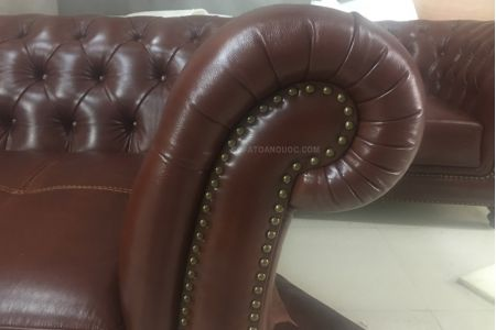 ghế sofa da mã 170-8