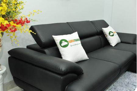 Bộ bàn ghế sofa cho phòng khách nhỏ mã TN01T-8