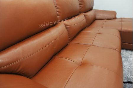 ghế sofa da nhập khẩu sdn14t-14