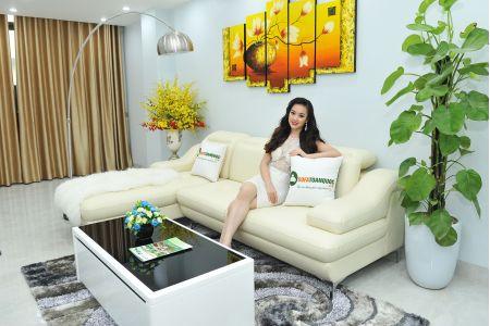 Sofa da mã TN-03P