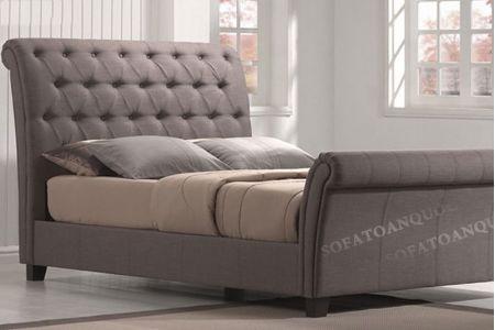 Giường ngủ bọc vải mã 23