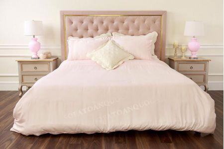 Giường ngủ bọc vải mã 54-2