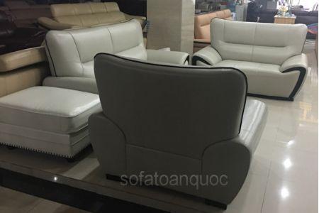 ghế sofa da mã 156-3