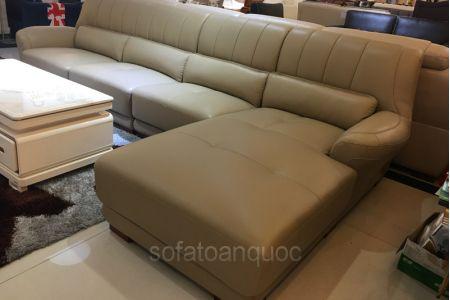 ghế sofa da mã 162-3