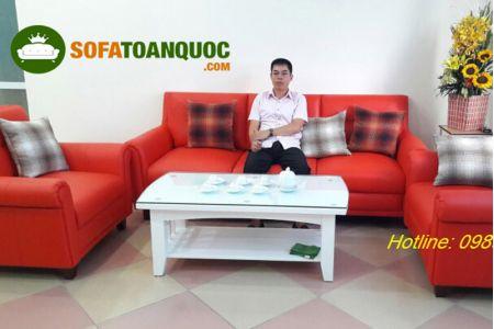 Ghế sofa da mã 01-2
