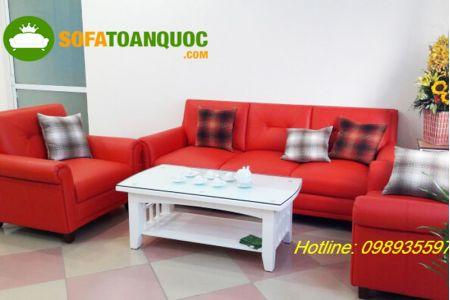 Ghế sofa da mã 01-4