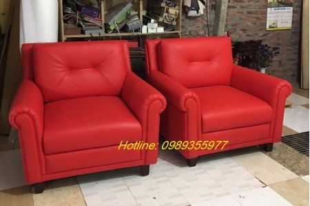 Ghế sofa da mã 01-7