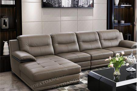 Ghế sofa da mã 135-3
