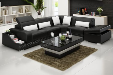 Ghế sofa da mã 80-4