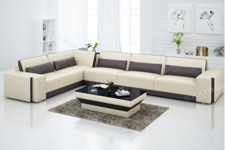 Ghế sofa da mã 82-3