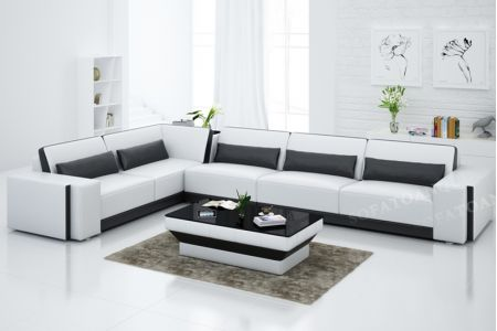Ghế sofa da mã 82-4