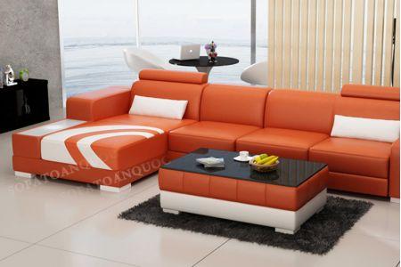 Ghế sofa da mã 83-3