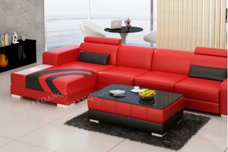 Ghế sofa da mã 83-4
