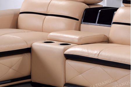 Ghế sofa da mã 87-6