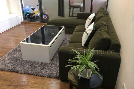 Ghế sofa vải mã 69-3