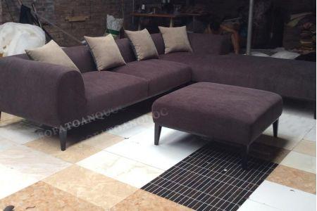 ghế sofa vải mã 04-4