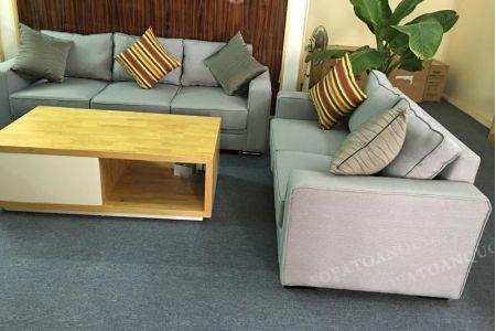 ghế sofa vải mã 13-4