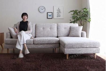 ghế sofa vải mã 18-2