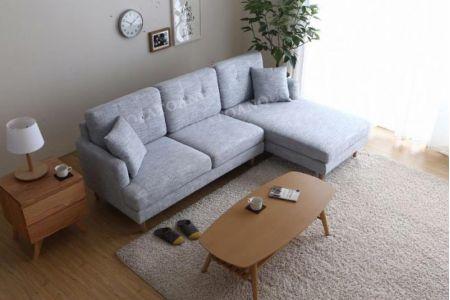 ghế sofa vải mã 18-4