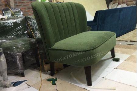 Ghế sofa văng đôi cho khách sạn mã 02-1