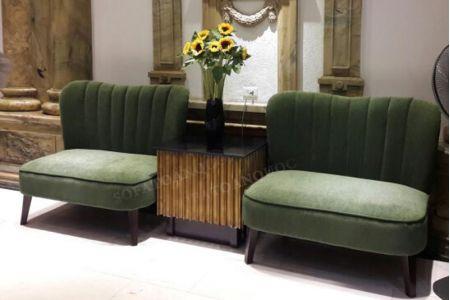 Ghế sofa văng đôi cho khách sạn mã 02-5