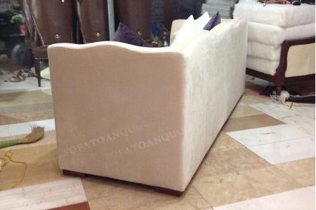 Mẫu ghế chờ sofa văng mã 04-2