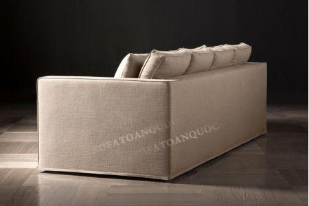 Ghế sofa văng dài cho phòng khách nhỏ hẹp mã 09-1
