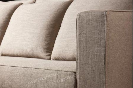 Ghế sofa văng dài cho phòng khách nhỏ hẹp mã 09-2