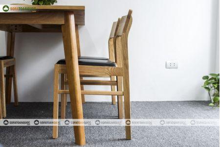 Bàn ghế ăn mã 35-3