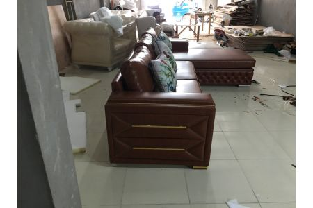 ghế sofa da mã 166-5