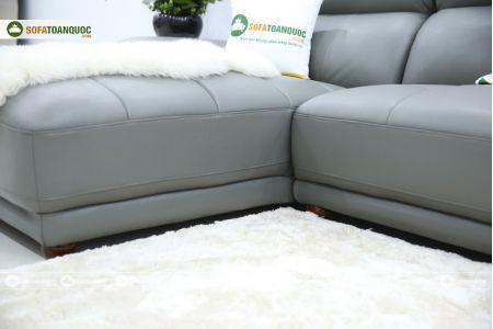 Bộ bàn ghế sofa da microfiber mã sdn6p-9