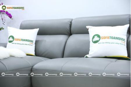 Bộ bàn ghế sofa da microfiber mã sdn6p-11