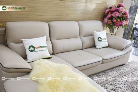 Bộ ghế sofa da mã sdn29p-8