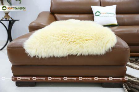 bộ ghế sofa da cao cấp nhập khẩu mã sdn19p-11