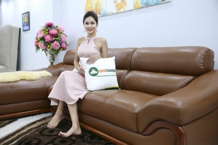 bộ ghế sofa da cao cấp nhập khẩu mã sdn19p-2