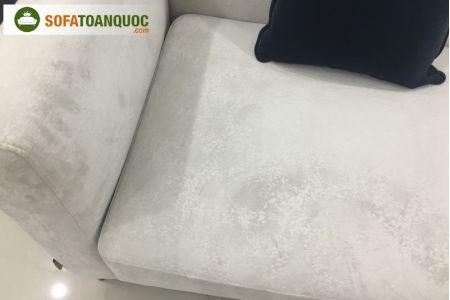 Mẫu bộ ghế sofa vải nhung mã 75-4