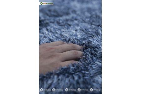 Thảm trang trí sofa phòng khách mã SUPERMI 350 ICE BLUE