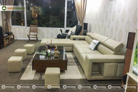 Ghế sofa da mã 192