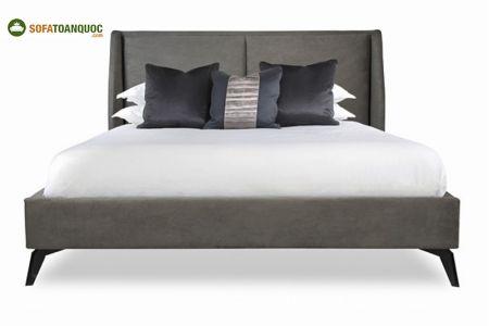 Giường ngủ bọc vải mã 66
