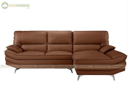 Mẫu sofa chân inox mã 201