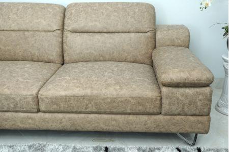 Sofa phòng khách màu da báo đốm mã 205B
