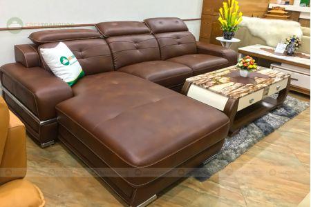 Sofa phòng khách góc l mã M-03B