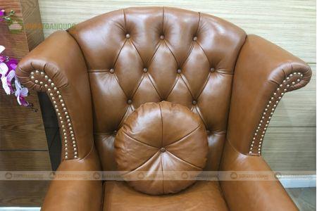 Ghế sofa armchair ngồi đọc báo mã 56