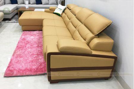 Sofa da nhập khẩu mã VH-02